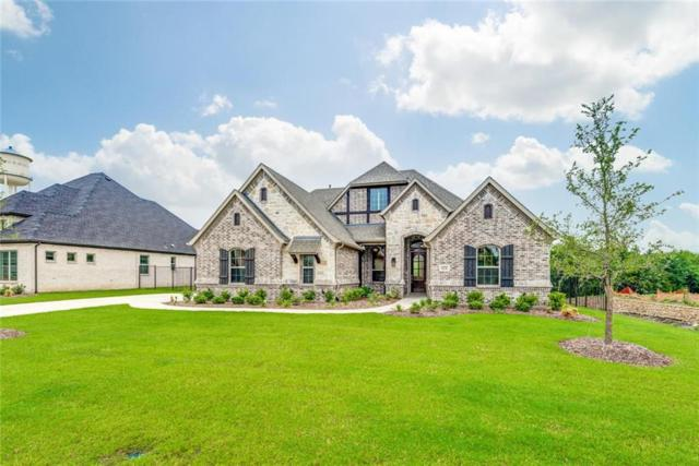 624 Maggie Trail, Lucas, TX 75002 (MLS #14129015) :: RE/MAX Town & Country