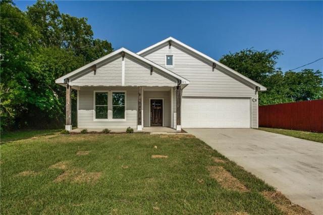 721 N Jefferson Street, Lancaster, TX 75146 (MLS #14129022) :: Lynn Wilson with Keller Williams DFW/Southlake