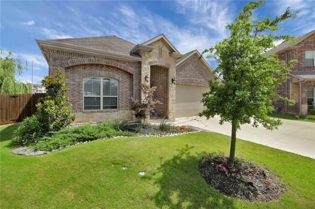5152 Tortola Lane, Fort Worth, TX 76244 (MLS #14129077) :: The Heyl Group at Keller Williams