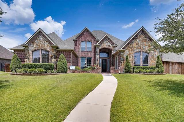 1204 Hudson Drive, Mansfield, TX 76063 (MLS #14129172) :: Lynn Wilson with Keller Williams DFW/Southlake