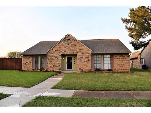 2844 Edinburg Lane, Flower Mound, TX 75028 (MLS #14129221) :: Team Tiller