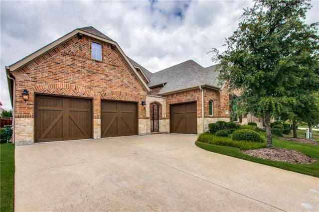 3308 Linkwood, The Colony, TX 75056 (MLS #14129247) :: Van Poole Properties Group