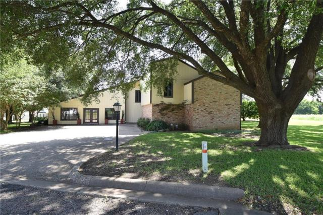 201 Falcon Lane, Hillsboro, TX 76645 (MLS #14129256) :: Kimberly Davis & Associates