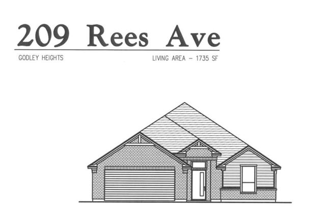 209 Rees Avenue, Godley, TX 76044 (MLS #14129267) :: RE/MAX Town & Country