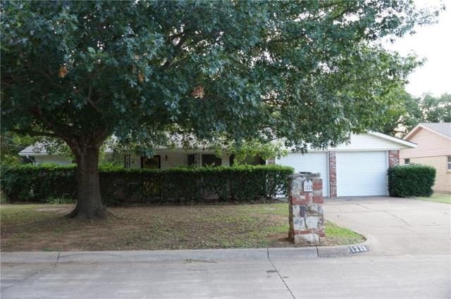 1220 Wade Hampton Street, Benbrook, TX 76126 (MLS #14129319) :: Potts Realty Group