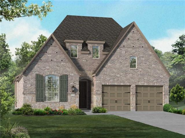 312 Mossy Rock Drive, Mckinney, TX 75071 (MLS #14129385) :: The Tierny Jordan Network