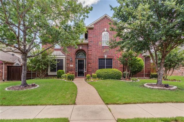 1664 Sagebrush Drive, Frisco, TX 75033 (MLS #14129417) :: RE/MAX Town & Country