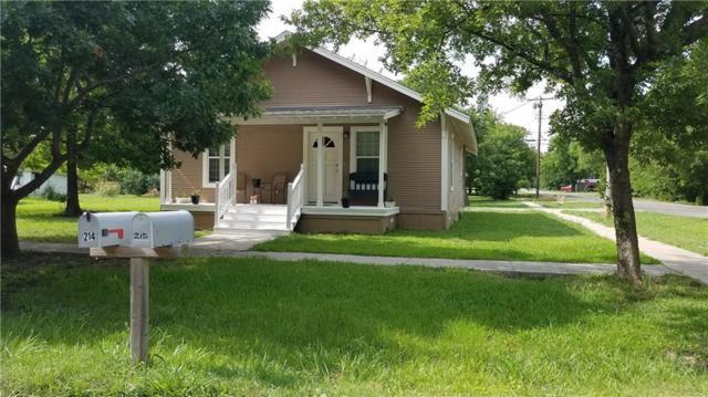 214 E Thomas Street, Leonard, TX 75452 (MLS #14129439) :: Lynn Wilson with Keller Williams DFW/Southlake