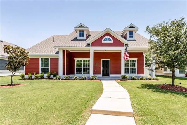 2212 Dr Sanders Road, Providence Village, TX 76227 (MLS #14129459) :: Kimberly Davis & Associates