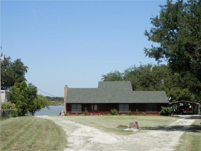 879 East Side Lake Road, Graham, TX 76450 (MLS #14129527) :: RE/MAX Town & Country