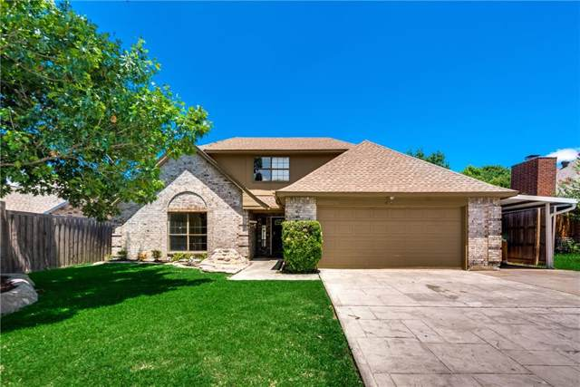 8202 Spinnaker Cove, Rowlett, TX 75089 (MLS #14129546) :: North Texas Team | RE/MAX Lifestyle Property