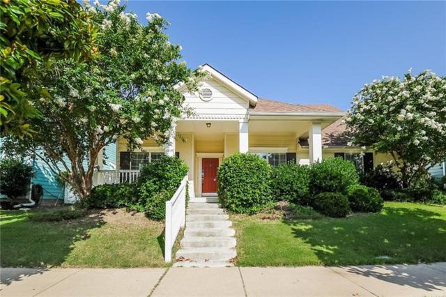 1121 Sea Pines Drive, Savannah, TX 76227 (MLS #14129579) :: Real Estate By Design