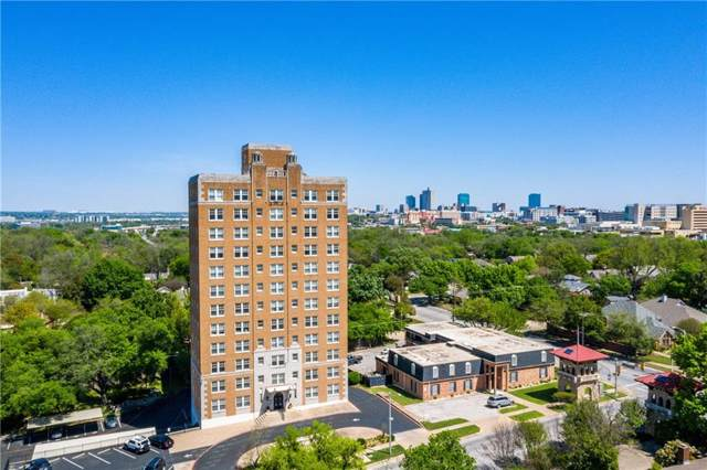 2306 Park Place Avenue 6B, Fort Worth, TX 76110 (MLS #14129608) :: RE/MAX Town & Country