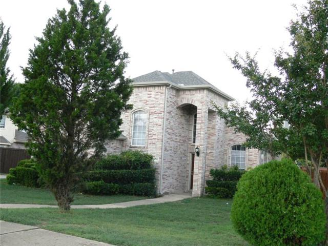 7217 Coverack Dr, Plano, TX 75025 (MLS #14129654) :: Lynn Wilson with Keller Williams DFW/Southlake