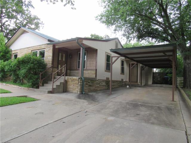 1505 NW 5th Avenue, Mineral Wells, TX 76067 (MLS #14129675) :: Kimberly Davis & Associates