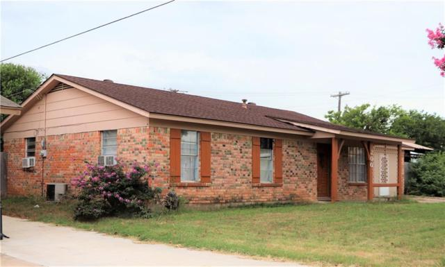 200 E Malone Avenue, Crowley, TX 76036 (MLS #14129687) :: The Mitchell Group