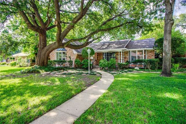 9728 Buxhill Drive, Dallas, TX 75238 (MLS #14129745) :: The Hornburg Real Estate Group