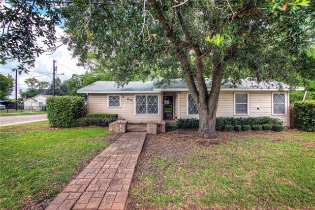 2500 Bryan Street, Commerce, TX 75428 (MLS #14129779) :: RE/MAX Town & Country