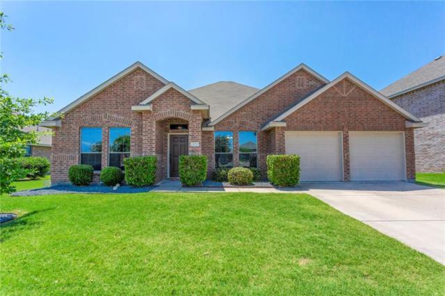 1050 Canterbury Drive, Prosper, TX 75078 (MLS #14129805) :: Real Estate By Design