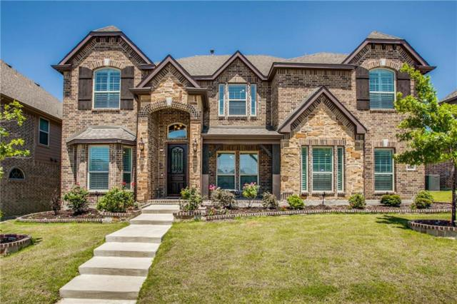 8206 Fallbrook Drive, Sachse, TX 75048 (MLS #14129812) :: RE/MAX Town & Country