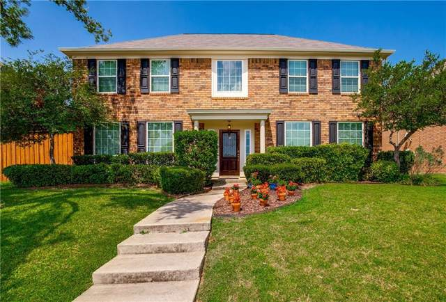 2117 Mccoy Road, Carrollton, TX 75006 (MLS #14129850) :: Lynn Wilson with Keller Williams DFW/Southlake