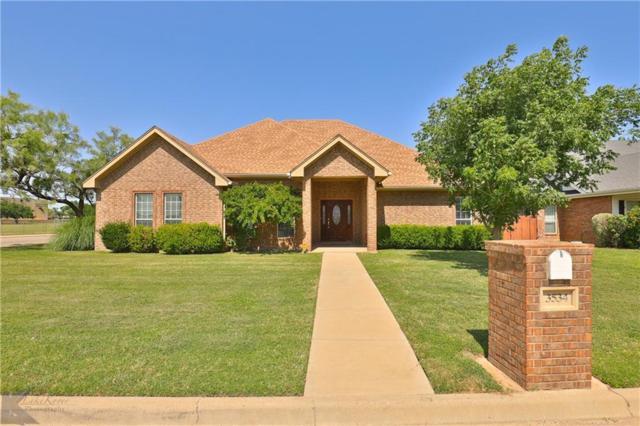 3534 Cooper Court, Abilene, TX 79602 (MLS #14129871) :: The Real Estate Station