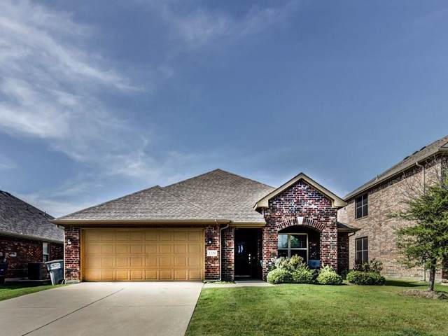 1329 Water Lily Drive, Little Elm, TX 75068 (MLS #14129873) :: The Real Estate Station