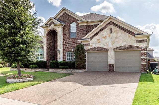 13872 Alden Lane, Frisco, TX 75035 (MLS #14129882) :: All Cities Realty