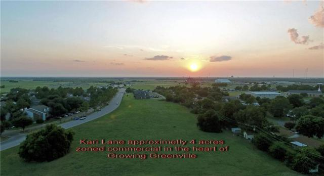 4+AC Kari Lane, Greenville, TX 75402 (MLS #14129923) :: The Hornburg Real Estate Group