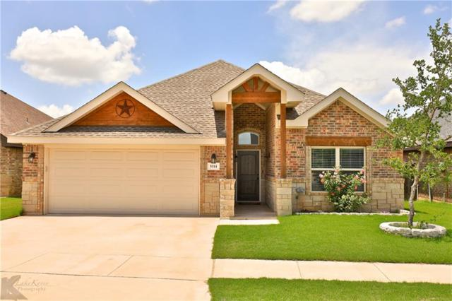 5314 Catclaw Drive, Abilene, TX 79606 (MLS #14129925) :: Lynn Wilson with Keller Williams DFW/Southlake