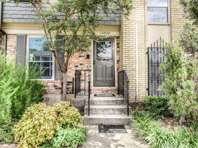 15922 Coolwood Drive #1040, Dallas, TX 75248 (MLS #14129928) :: Van Poole Properties Group