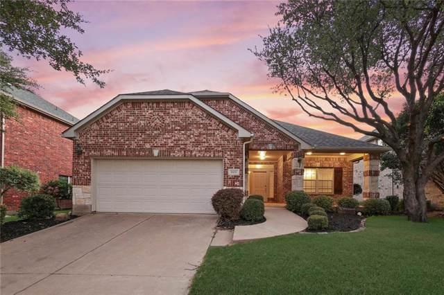 8433 Nicholson Drive, Frisco, TX 75036 (MLS #14129967) :: Century 21 Judge Fite Company