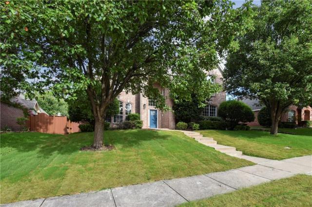 702 Bel Air Drive, Allen, TX 75013 (MLS #14130000) :: Vibrant Real Estate