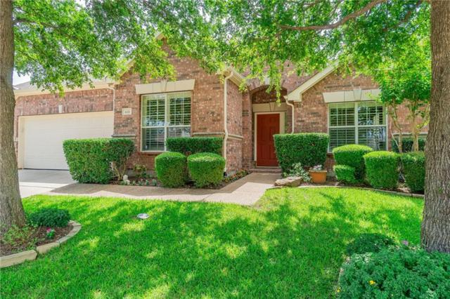 418 Long Cove Drive, Fairview, TX 75069 (MLS #14130004) :: RE/MAX Town & Country