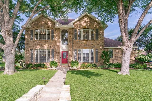 213 Whispering Hills Drive, Coppell, TX 75019 (MLS #14130027) :: The Star Team | JP & Associates Realtors