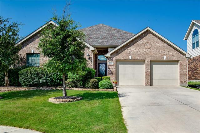 2932 Softwood Circle, Fort Worth, TX 76244 (MLS #14130032) :: Lynn Wilson with Keller Williams DFW/Southlake