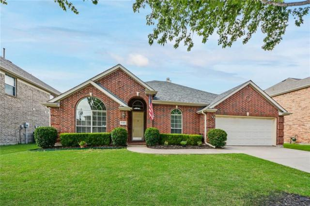 15103 Appaloosa Drive, Frisco, TX 75035 (MLS #14130056) :: RE/MAX Town & Country