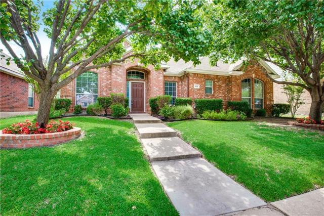 818 Water Oak Drive, Allen, TX 75002 (MLS #14130088) :: Lynn Wilson with Keller Williams DFW/Southlake