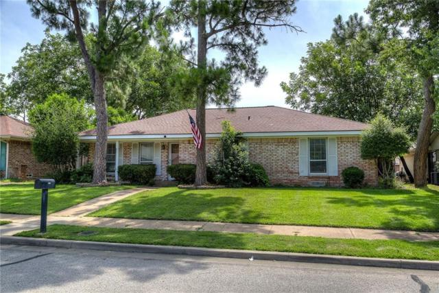 513 Dogwood Drive, Wylie, TX 75098 (MLS #14130111) :: RE/MAX Town & Country