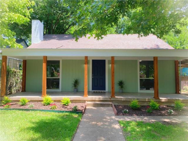 1319 Wilbur Street, Dallas, TX 75224 (MLS #14130118) :: Lynn Wilson with Keller Williams DFW/Southlake