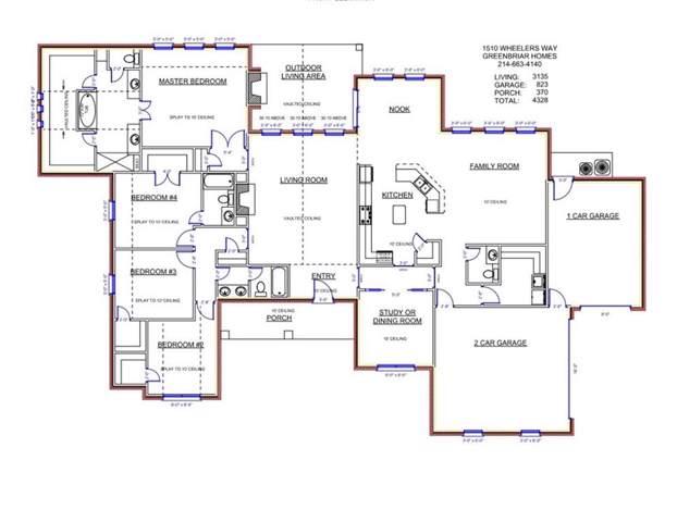 1510 Wheelers Way, Rockwall, TX 75032 (MLS #14130120) :: Kimberly Davis & Associates