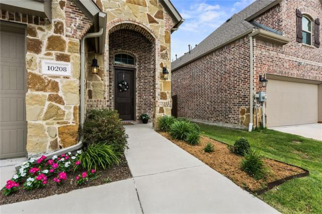 10208 Tanner Mill Drive, Mckinney, TX 75072 (MLS #14130171) :: RE/MAX Town & Country