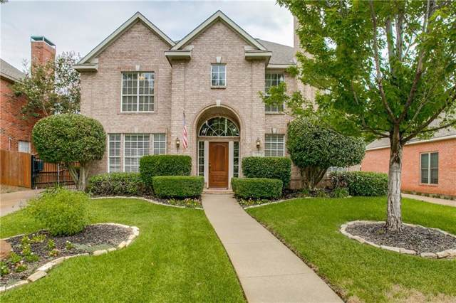 2715 Indian Oak Drive, Grapevine, TX 76051 (MLS #14130174) :: RE/MAX Town & Country