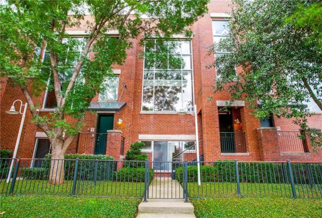 4227 Rawlins Street #4, Dallas, TX 75219 (MLS #14130176) :: Van Poole Properties Group
