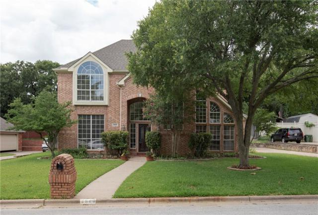 2829 Naples Drive, Hurst, TX 76054 (MLS #14130182) :: RE/MAX Town & Country
