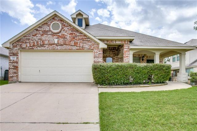 1102 Thicket Drive, Mansfield, TX 76063 (MLS #14130231) :: The Real Estate Station