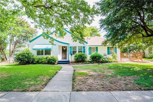 114 North Street, Grand Prairie, TX 75050 (MLS #14130246) :: Team Hodnett