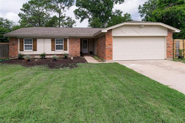 6709 Mabell Street, North Richland Hills, TX 76182 (MLS #14130318) :: RE/MAX Town & Country