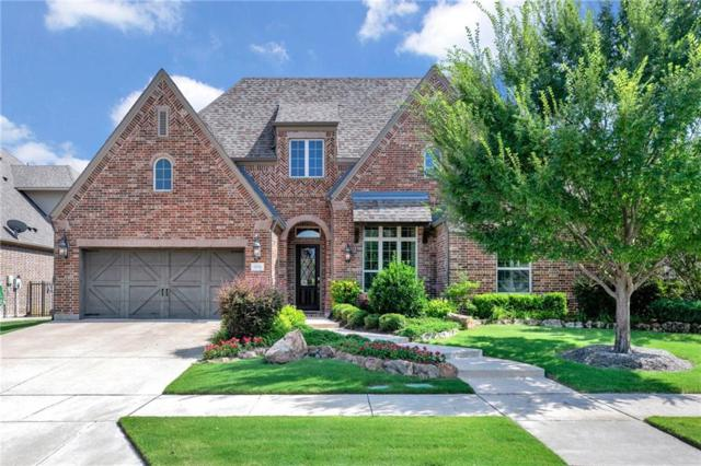 13743 Rolinda Court, Frisco, TX 75035 (MLS #14130360) :: RE/MAX Town & Country