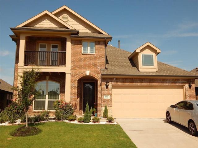 513 Kelvington Drive, Anna, TX 75409 (MLS #14130404) :: All Cities Realty